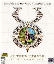 Ultima Online: Renaissance Pc Origin Rpg + Cd-Key + Artwork Case + Free Shipping
