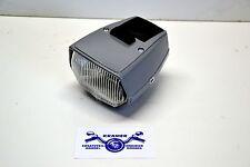 Zündapp 442 444 ZR ZL ZA ZD 10 20 30 40 Mofa Moped Scheinwerfer Lampe Grau