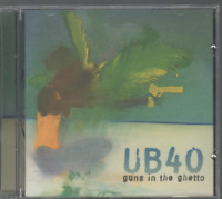 Ub40 Guns In The Ghetto CD ALBUM