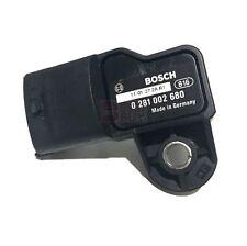 New Genuine BOSCH Intake Manifold Boost Pressure Sensor Map For Ford Mazda Honda