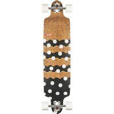"Globe Bannerstone 41"" Cork/Dots Longboard Skateboard Complete - Brand New!"