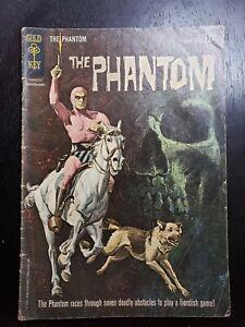 Gold Key Comics: The Phantom, #1 - 1962