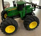 """Tomy Remote Controlled """"Monster Treads"""" John Deere Tractor (No Remote)"""
