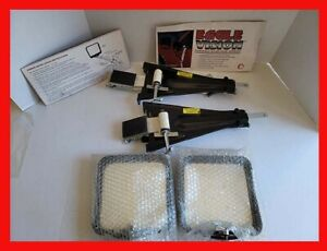 Eagle Vision Portable Rear View Extension Mirror Set of Two Mirrors Camper Boat