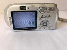 Sony Cybershot  DSC-P200 Digital Camera w/ Wrist Strap