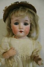 Antique porcelain doll , Germany- William Goebel -1930g - 33 cm.