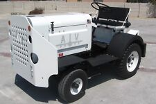 TUG MA50 AIRPORT TOWING TRACTOR RE-MANUFACTURED TO ZERO-TIME CONDITION