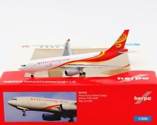 Herpa 1:500 - 527378: Hong Kong Airlines Cargo Airbus A330-200F - NEU + OVP