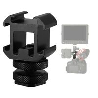 FP- 3 Hot Shoe Mount Holder Bracket Adapter for LED Light Monitor Mic Camera Wel