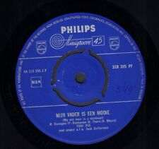 """TOBI RIX – Mijn Vader Is Een Mooie / Clementine (1960 VINYL SINGLE 7"""" HOLLAND)"""