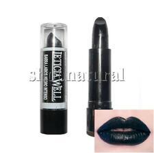 Pintalabios Negro Intenso Barra de Labios Black Lipstick Nero Gothic Gotico Punk