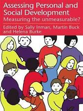 Assessing Children's Personal And Social Development: Measuring The-ExLibrary