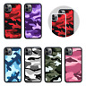 CAMOUFLAGE | Protective Case/Cover for iPhone 5 SE 6 7 8 PLUS X XS 11 PRO MAX XR