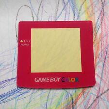 Pink Nintendo Gameboy Color Lente de Pantalla de reemplazo