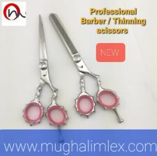 Barber scissors set