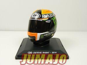 CM26 CASQUE MOTO GP 1/5  : Esteve RABAT