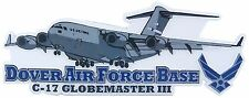 Dover Air Force Base C-17 Globemaster III Fridge Magnet