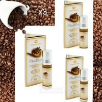 3 Choco Musk by Al Rehab  6ml Best Seller Perfume/oil/Attar