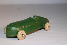 Sun Rubber, 1930's Boattail Race Car, Green, Original