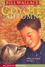 Coyote Autumn by Wallace, Bill