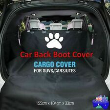 Pet Dog Car Boot Cargo Liner Cover Nonslip Mat Waterproof Protector Cat SUV