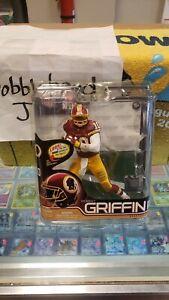NIB NFL RG3 ROBERT GRIFFIN III WASHINGTON REDSKINS MCFARLANE SERIES 31