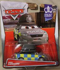 Disney Pixar Cars 2 SIREN CARBARINI ~ PALACE CHAOS