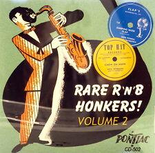 RARE R'n'B HONKERS! - Vol #2 - 24 VA Instrumentals