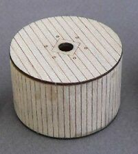 S scale 3 piece covered cable reel kit 21192