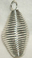 Silver Plated Wire Beehive Cage 1232