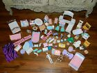 Huge Lot Of FISHER PRICE Fisher Price Loving FAMILY DOLLHOUSE FURNITURE 69 pcs