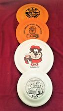 A&W Root Beer. Four classic A&W Root Beer novelty Frisbees
