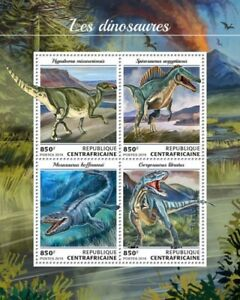 Central Africa  2018  Dinosaurs  S201808