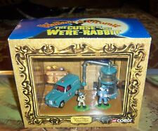 Coffret Corgi Wallace & Gromit The Curse of the Were-Rabbit de Aardman CC80503