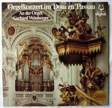 Orgelmusik-Solisten Vinyl-Schallplatten