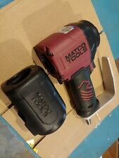 Matco Tools 12 Stubby Impact Wrench With Belt Hook