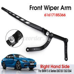 Front Right Wiper Arm For BMW 5 6 Series E60 E61 E63 E64 6161