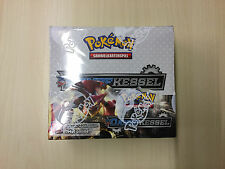 Pokemon XY11 Dampfkessel - Display OVP deutsch (36 Booster)