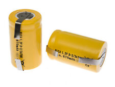 2,4 V Batterie Pour BRAUN Rasoir hs5470   5567   5575   CONTROL SERIES, Micron vario