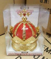 Crown Air Freshener Car House Royal King Princess Gag gift Ruler Royalty Trump