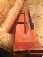 US ARMY BAR LEATHER CASE WW2  Browning Automatic Rifle  LEATHER CASE BK D-6065
