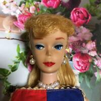 1961 Vintage Barbie Doll Ponytail Rare From JAPAN