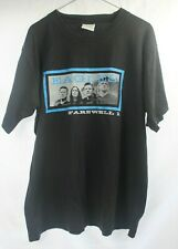 Eagles T-Shirt Farewell 1 2004 Tour Australia Black Size Large