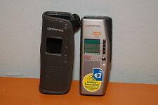 Olympus D1000 Digital Voice Recorder w/Case