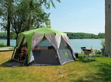 Coleman Cortes Octagon 8 Berth Man Person Tent Glamping Yurt Festival Green