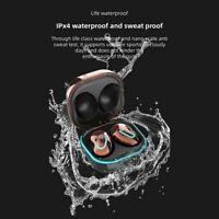 TWS Kopfhörer Bluetooth 5.1 Kabellos Stereo In-Ear Headset 200mAh Ladebox