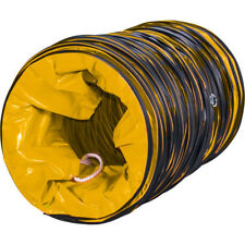 Master 2 Ply PVC Coated Polyester Durable,Flexible Hose/Duct 8''x16'- Ret $99