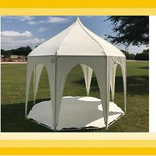 9'x9' Octagonal Polyester Tent Canopy Gazebo Shelter for Children