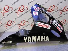YAHAMAH YZF-R6 5SL 2004 RIGHT LOWER BELLY PANEL FAIRING BK446