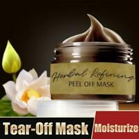 120g Peel-Off Mask Cracks Remove Blackhead Cleansing Pores Shrink Skin Care